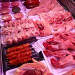 Carne fresca del día